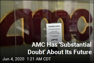AMC Has 'Substantial Doubt' About Its Future
