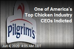 CEO of Chicken Giant Accused of Price-Fixing