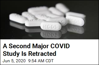 A Second Major COVID Study Is Retracted