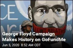 George Floyd Campaign Makes History on GoFundMe