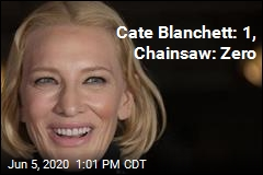 Cate Blanchett's Lockdown Accident Was a Weird One