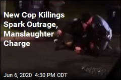 New Cop Killings Spark Outrage, Manslaughter Charge