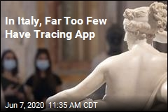 In Italy, Far Too Few Have Tracing App