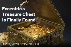 Rocky Mountain Treasure Chest Is Finally Found