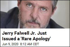 Falwell Jr. on Controversial Tweet: I 'Refreshed the Trauma'