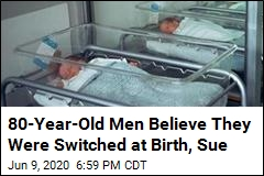Men Believe They Were Switched at Birth in 1942
