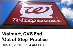 Walgreens, CVS Follow Walmart's Lead