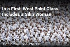In a First, West Point Class Includes a Sikh Woman