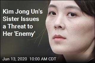 Kim Jong Un's Sister Issues Threat to South Korea
