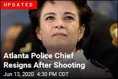 Atlanta Police Chief Resigns After Shooting