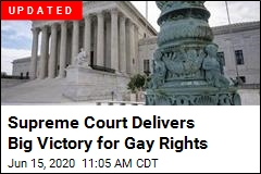 Supreme Court Delivers Big Victory for Gay Rights