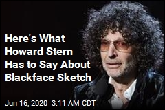 Latest Blackface Skit to Resurface: Howard Stern's