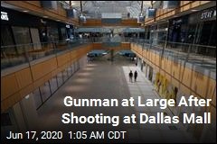 Gunman at Large After Shooting at Dallas Mall