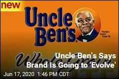 Uncle Ben's Says Brand Is Going to 'Evolve'