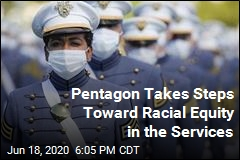 Pentagon Takes Steps Toward Racial Equity in the Services