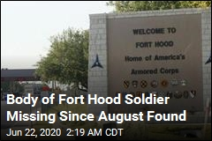 Body of One of the Missing Fort Hood Soldiers Found