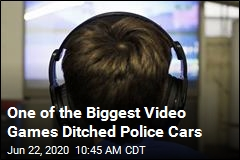 One of the Biggest Video Games Ditched Police Cars