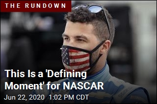 This Is a 'Defining Moment' for NASCAR
