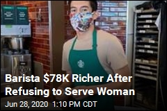 Barista Gets $78K After Refusing to Serve Woman