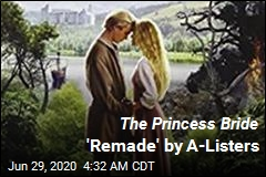 The Princess Bride 'Remade' by A-Listers