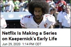 Netflix Series Will Look at Kaepernick's High School Years