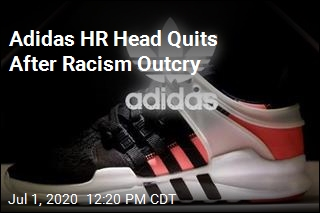 Adidas HR Chief Quits to 'Pave the Way for Change'