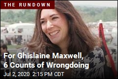 For Ghislaine Maxwell, 6 Counts of Wrongdoing