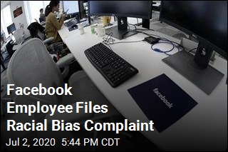 Facebook Hit With Bias Complaint On Hiring, Promotions