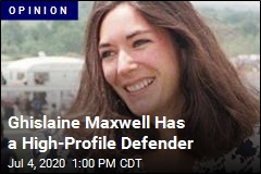 Ghislaine Maxwell Has a High-Profile Defender