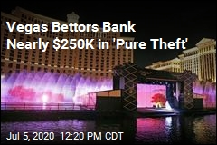 Bettors Bank Nearly $250K Thanks to Vegas Blunder