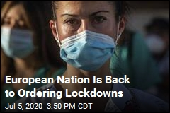 European Nation Is Back to Ordering Lockdowns
