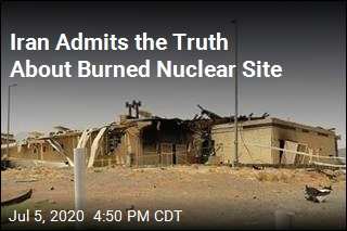 Iran Admits the Truth About Burned Nuclear Site