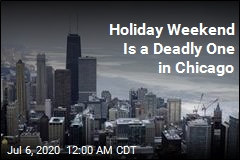 Holiday Weekend Shootings Leave 16 Dead in Chicago