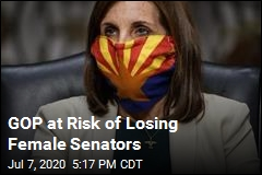 GOP at Risk of Losing Female Senators