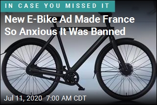 French Regulators: Ad for New E-Bike Stokes Feelings of 'Fear'