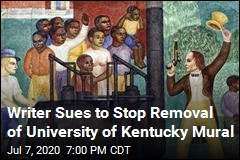 Writer Sues to Stop Removal of University of Kentucky Mural