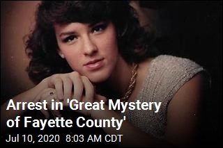 Arrest in 'Great Mystery of Fayette County'
