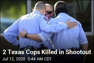 2 Texas Cops Killed in Shootout