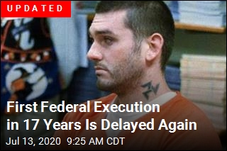 First Federal Execution in 17 Years Is On, Again