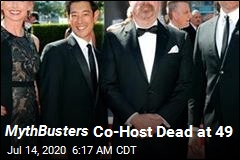 MythBusters Co-Host Dead at 49