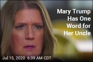 Mary Trump Has One Word for Her Uncle