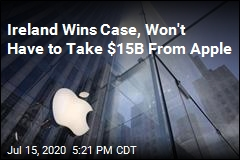 Ireland Wins Case, Won't Have to Take $15B From Apple