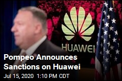 Pompeo: Huawei Aids in Human Rights Abuses