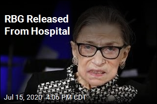 RBG Released From Hospital