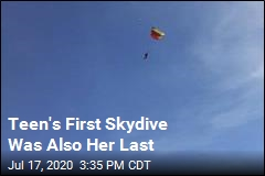 Teen's First Skydive Ends in Tragedy
