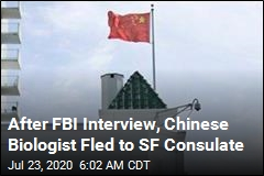Chinese Researcher Flees to San Francisco Consulate