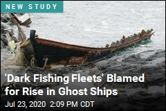 Illegal Chinese Fishing Blamed for 'Ghost Ships'