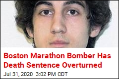 Death Sentence Thrown Out in Boston Marathon Bombing