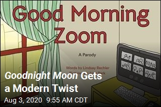 Goodnight Moon Gets a Modern Twist