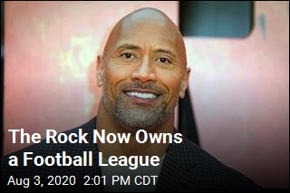 The Rock Is the New Owner of XFL